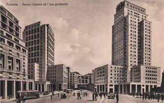 Genova - Piazza Colombo